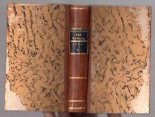 BIBLIOTHEQUE UNIVERSELLE DES ROMANS AOUT & SEPTEMBRE 1776 LITTERATURE