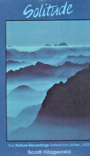 """Solitude"" Easy Listening Mint Cassette, World Disc Music 1989. Scott Fitzgerald"