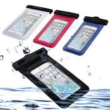 Handy Tasche Wasserdicht Unterwassertasche Schutzhülle wasserfest Universal