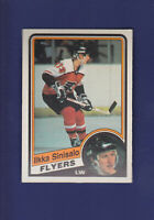 Ilkka Sinisalo RC 1984-85 O-PEE-CHEE OPC Hockey #167 (NM) Philadelphia Flyers