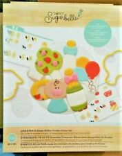 AMERICAN CRAFTS Sweet Sugarbelle Cookie Cutter Shape Shifter Life Events 32 Pcs