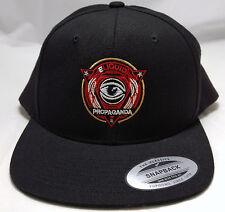 E LIQUID PROPAGANDA VAPE snapback hat cap adjustable all seeing eye illuminati