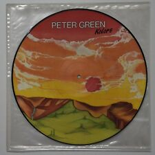 "PETER GREEN KOLORS 1983 LP PICTURE DISC RARE Porky Prime cut 12"" Fleetwood Mac"