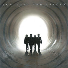 BON JOVI - THE CIRCLE - 602527255156 - FANTASTIC CD ALBUM 2009 - 12 TRACK CD