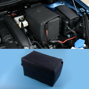 Battery Cover Protective Cloth Box Case fit for VW Golf Touran Tiguan CC Octaiva