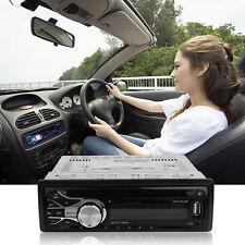Car MP3 Player In-Dash Radio FM Bluetooth Aux Input SD/USB Port + Remote CD DVD
