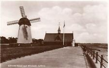 Lifeboat House Windmill Lytham St Annes RP old pc used  Milton