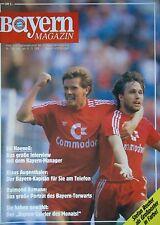 Programm 1988/89 FC Bayern München - VfB Stuttgart