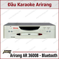 Arirang AR-3600B Bluetooth Karaoke player + Latest DVD Vol 61 Vietnamese English