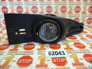 02 03 04 05 BMW 745I DRIVER/LEFT SIDE FOG LIGHT LAMP OEM