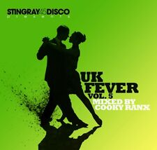 UK FEVER REGGAE LOVERS ROCK MIX CD VOL 5