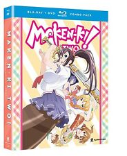 Maken-Ki Two . The Complete Series . Season 2 . Anime . 2 DVD + 2 Blu-ray . NEU