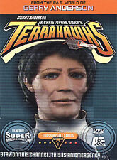 TERRAHAWKS - The Complete Series  5 DVD Thunderbirds Gerry Anderson NEW - SEALED
