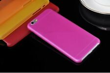 iPhone 6 PLUS Cover Slim Plastic Back Matte Hard Back Frosted Ultra Thin Case 6S