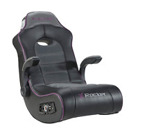 X Rocker Phantom Rocking Gaming Chair 2.1 Audio 3.5mm - Black -O5