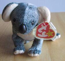 EUCALYPTUS the KOALA Teddy BEAR Retired 1999 rare Beanie Babies, Great condition