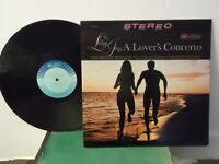 "Living Jazz,RCA Camden CAS 985,""A Lover's Concerto"",US,LP,stereo,1966 soft jazz,"