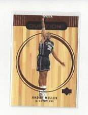 1999-00 Upper Deck Ovation #68 Andre Miller RC Rookie Cavaliers