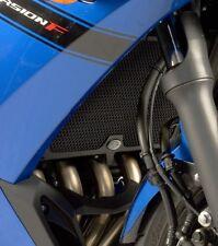 Yamaha XJ6 & Diversion 2010 R&G Racing Radiator Guard RAD0096BK Black