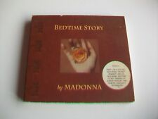 MADONNA - BEDTIME STORY - CD1 & CD 2 IN BOOK SLEEVE - 1995 RELEASE - VG COND.