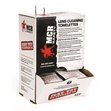 MCR LCT Lens Cleaning Towelettes, 1 Box, 100 Wipes/dispenser Box NEW! Anti-Fog