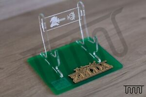 Nintendo Game&Watch The Legend of Zelda 35th 2021 Acrylic Console Display Stand