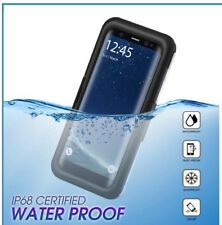 Waterproof military grade case for IPhone 8, Black