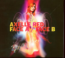 AXELLE RED - FACE A / FACE B - SUPERBE VERSION DIGIPACK CD ALBUM