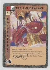1995 Blood Wars Collectible Card Game #NoN The Ruby Palace Gaming 2k3
