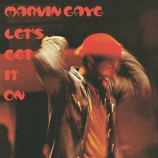 Marvin Gaye - Let's Get It On - 180gram Vinyl LP & Download *NEW & SEALED*