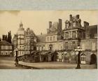 Château, à identifier Vintage albumen print Tirage albuminé 6X7 Circa 18
