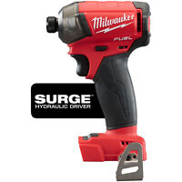 "Milwaukee Latest 18v FUEL SURGE 1/4"" Impact Driver-Skin Only"