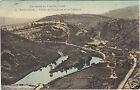 25 - cpa - BESANCON - Vallée de Casamène et la citadelle