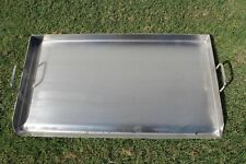 CONCORD 32 x 17 Stainless Steel Portable Add on Flat Top Griddle Outdoor Stove