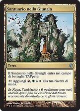 Santuario nella Giungla - Jungle Shrine MTG MAGIC C13 Commander 2013 Ita