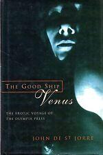 "JORRE - ""THE GOOD SHIP VENUS"" - OLYMPIA PRESS EROTICA & MAURICE GIRODIAS (1994)"