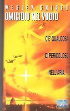 Omicidio nel vuoto (1994) VHS 1a  edizione Gary Busey - NEW cellofanata
