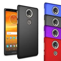 "For Motorola Moto E5 Plus 6.0"" Case -  Thin Hard Hybrid Back Case Cover & Screen"