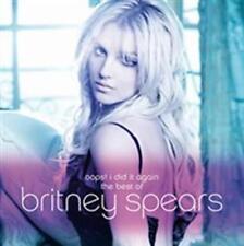 CDs de música disco Britney Spears