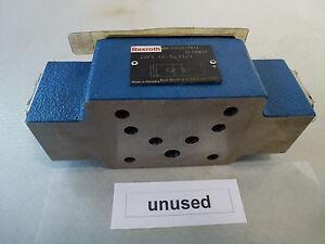 Rexroth Z2FS 10-5-33/V Drosselrückschlagventil R900517812 unbenutzt