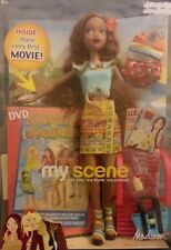 My Scene Madison Jammin in Jamaica Production Sample #3 Doll Mattel '03 LiNu f/s