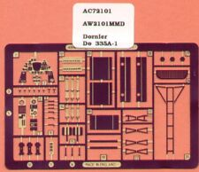 Airwaves 1/72 Dornier Do 335A-1 etch for Dragon kit # AEC72101