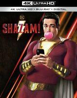 Shazam! 4K Ultra HD Blu-Ray, 2019, 2 Discs
