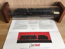 Locomotive HO CLUB JOUEF série limitée très bon état tube 150 X 192