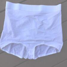 rago underwear hi waist granny panty shapewear size 54