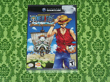 One Piece: Grand Adventure for Gamecube**NEW & MINT**GREAT PICS**FAST SAFE SHIP!
