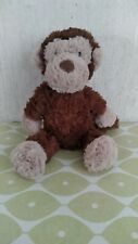 Retired Jellycat Mumble Monkey small 9 inch in excellent condition Very rare now