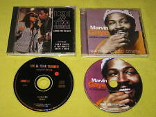 IKE & Tina Turner Living For The City & Marvin Gaye The Final Concert 2 CD Album