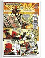 Marvel, 2020 NM Deadpool #5 Andolfo Spider-Woman Variant