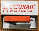 Accurail HO 4853 D RGW 40' Wood Reefer